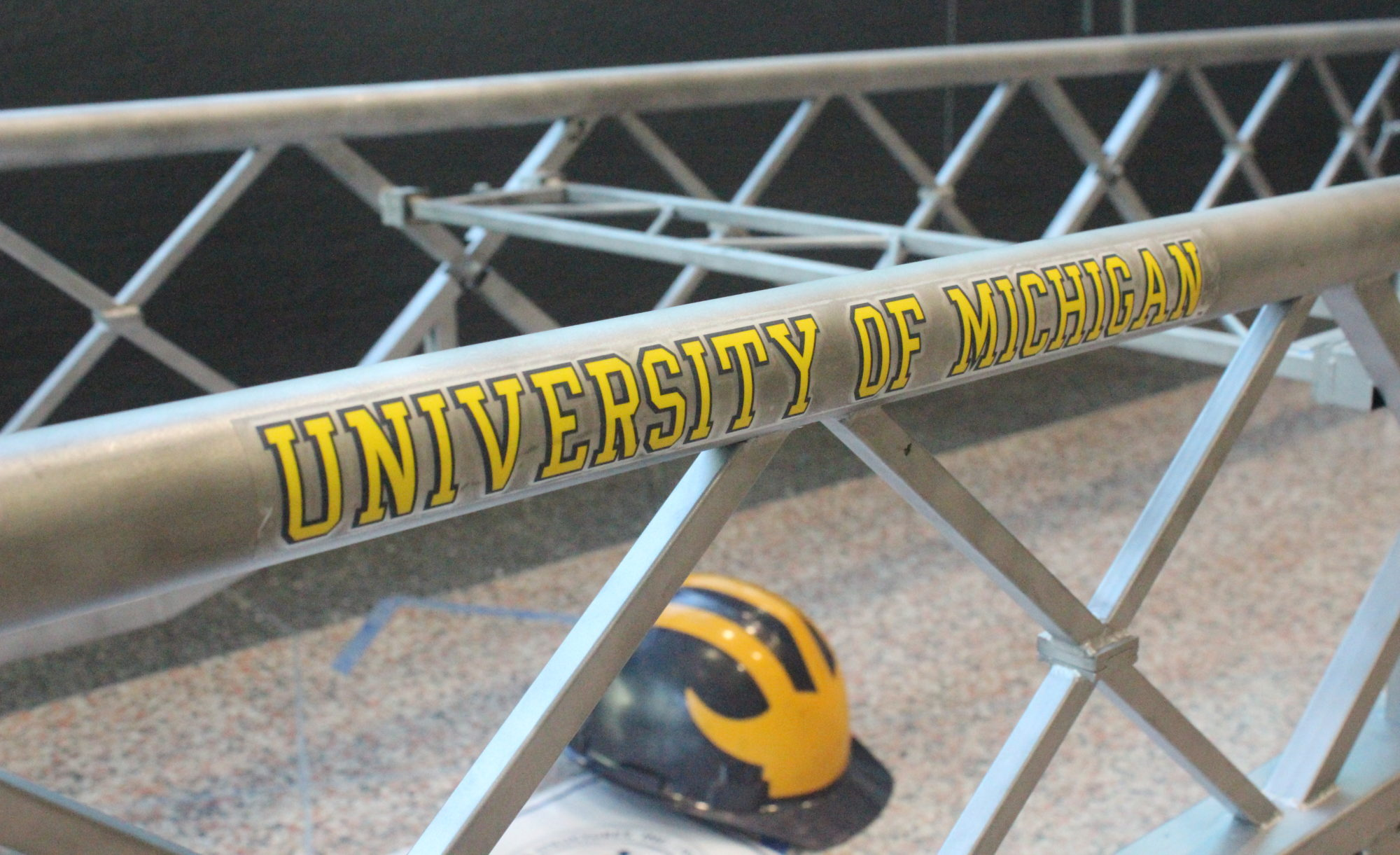 University of Michigan Steel Bridge Team